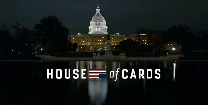 Analysis of House of Cards decoration