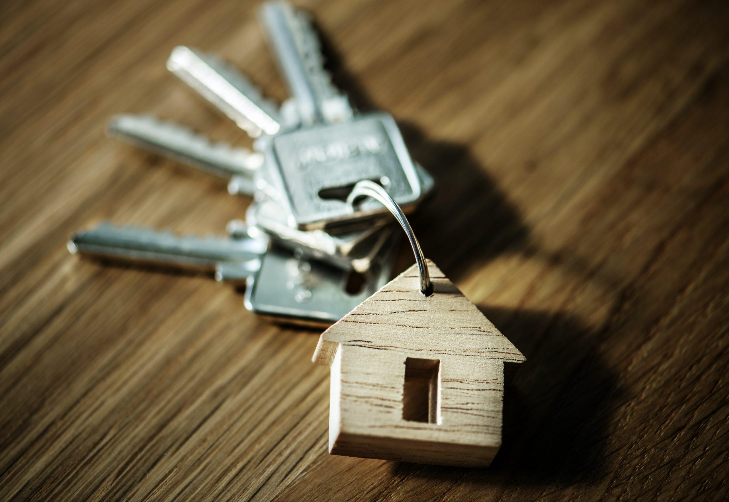 key to the first property